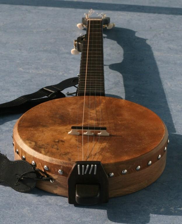 Andrew Tyler's Banjo