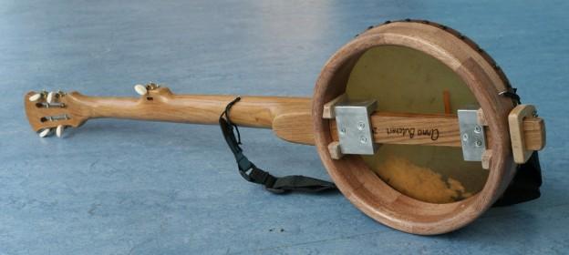 Anna Butchert's Banjo