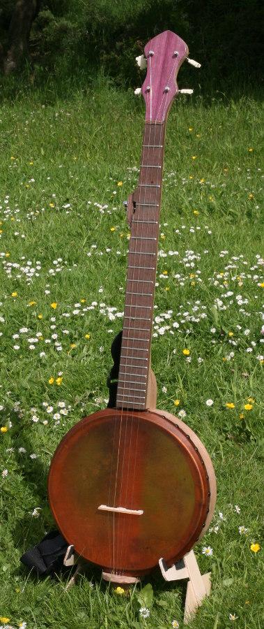 Felix Allan's Banjo