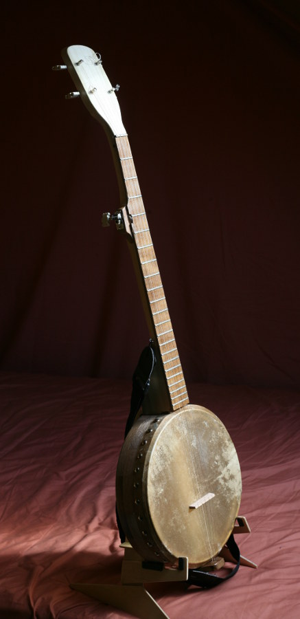 Gaven Smith's Banjo