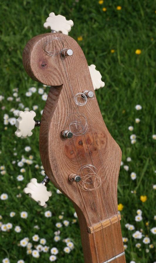 Juliette Goddard's Banjo