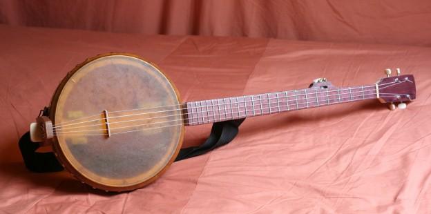 Kenny Holburn's Banjo