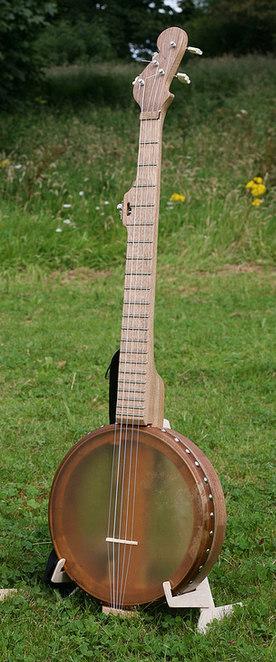 Laura Davidson's Banjo