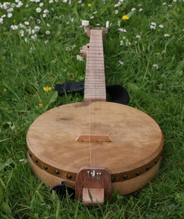 Rob Baird's Banjo
