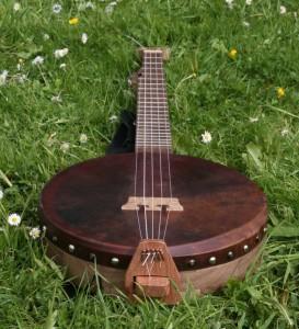 Robert Ody's Banjo