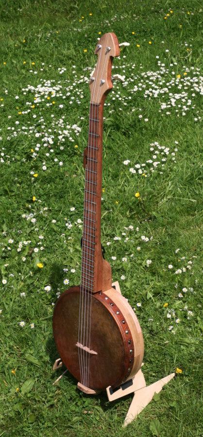 Stefan McGee's Banjo