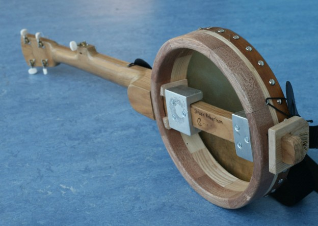Struan Robertson's Banjo