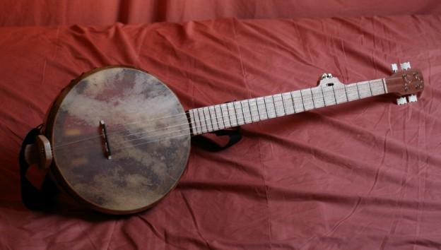 Stuart Clark's Banjo