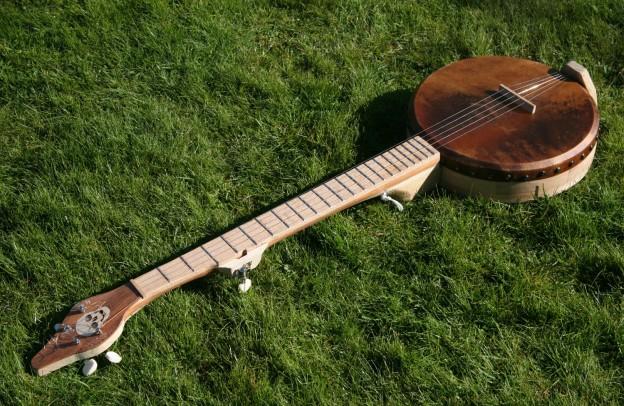 Daniel Gough's Banjo