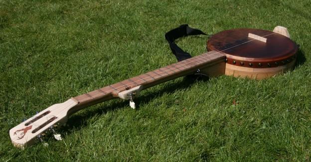 Robbie Ferguson's Banjo