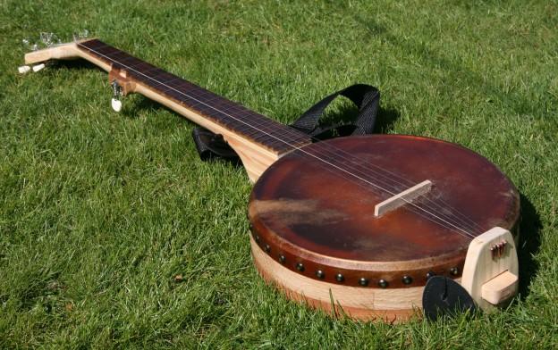 Scott Nicoll's Banjo